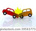 교통 문제 차량끼리의 충돌 사고 39563773