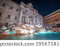 Trevi Fountain in Rome , Italy 39567381