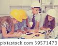 건축가, 소녀, 여자아이 39571473
