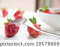 水果 盤子 叉子 39578669