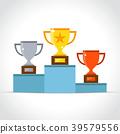 podium, vector, winners 39579556