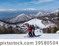 겨울 스포츠, 동계 스포츠, 스키 39580504
