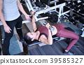 gym,workout,woman 39585327