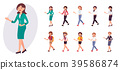 Cartoon character vector design people collection 39586874