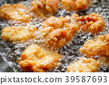 meat dish, chicken, deep-fried chicken 39587693
