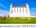 bratislava, castle, slovakia 39587925