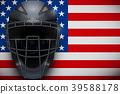 Baseball Catcher Mask Helmet 39588178