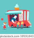 ice, cream, food 39591043