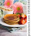 pancake, oatmeal, oat 39598380