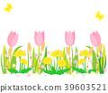สปริงฟิลด์ 4 Tanpopo Tsukushi tulip 39603521