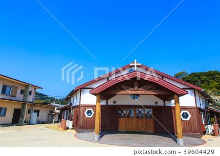 위 칸자키 교회 [나가사키 현 히라도시】 39604429
