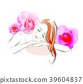 香薰玫瑰粉 39604837
