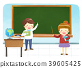 Vector -  The job experience program was helpful for children. 002 39605425