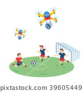 Vector - related to use of drone illustration. how to use drone for our life. 008 39605449