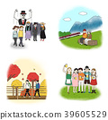 Vector - making a good memories for several landmarks around the world. 010 39605529