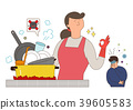 Disease prevention - Vector illustration about avoiding a disease 010 39605583