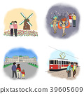 Vector - making a good memories for several landmarks around the world. 003 39605609