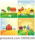 vector, farm, agriculture 39606289
