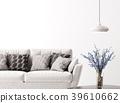 3d, background, interior 39610662
