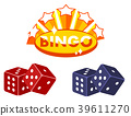 vector, casino, gambling 39611270