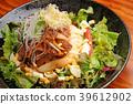 韓國食物bulgogi沙拉 39612902