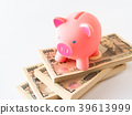 지폐뭉치, 돈다발, 저축 39613999