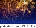 祝贺 庆典 烟花 39617017