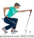 高尔夫球手 高尔夫 抠图 39621506