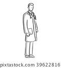 醫生 博士 肖像 39622816