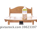 Baby bottle and baby chair 39623397