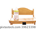 Baby bottle and baby chair 39623398