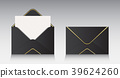 信封 紙 paper 39624260