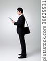 비즈니스맨,남자,한국인 39625531