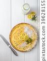lemon, tart, sugar 39628155