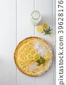 lemon, tart, pastry 39628176