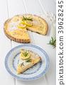 lemon, tart, pastry 39628245