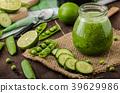 Cucumber smoothie 39629986