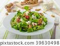 salad cheese blue 39630498