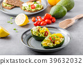 avocado, salad, food 39632032