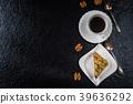 Dessert honey cake 39636292