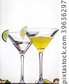 Alcohol cocktail Daiquiri 39636297