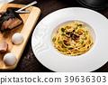 Spaghetti ala carbonara 39636303