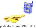 การพนัน,เงินสด,เหรียญ 39638014