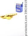 การพนัน,เงินสด,เหรียญ 39638019