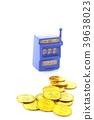 การพนัน,เงินสด,เหรียญ 39638023