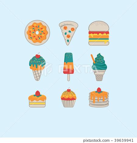 Food Icon 39639941