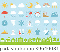 weather, icon, icons 39640081