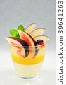 젤리, blanc-manger, blancmanger 39641263