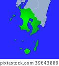 Kagoshima prefecture map 39643889
