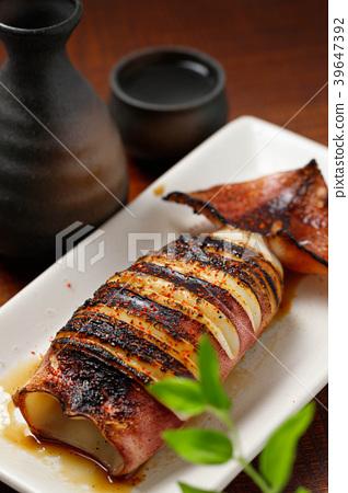 烤魷魚 39647392